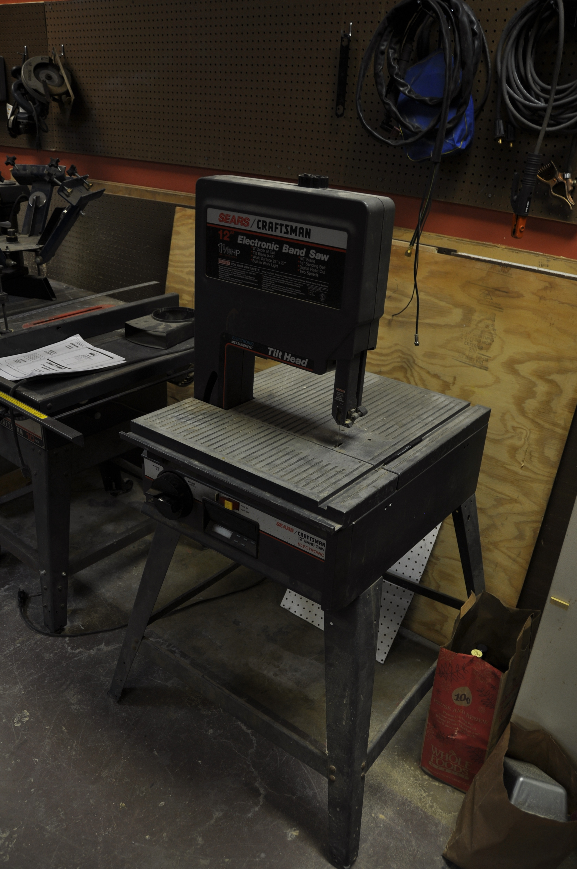 Band Saw Midsouthmakers Memphis Area Hackerpace